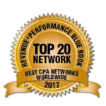 Top CPA and Affiliate Marketing Networks Ranked  by mThink BLUE BOOK