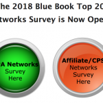 Welcome to This Year's BLUE BOOK Top 20 Network Survey.