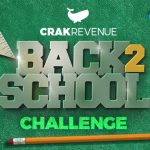 CrakRevenue gives out Back2School bonuses to its affiliates
